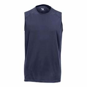 Badger Sleeveless B-Dry Core Tee