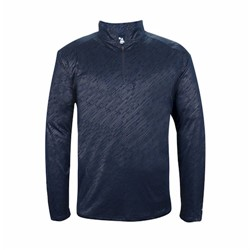 Badger | Badger Line Embossed 1/4 Zip
