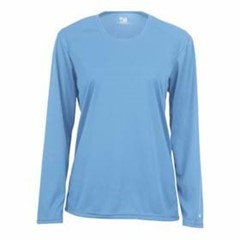 Badger | L/S LADIES' B-Dry Tee