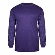 Badger | BADGER Long Sleeve Pro Heather Tee