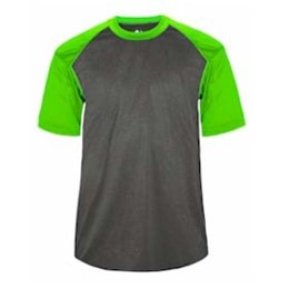 Badger | Badger Pro Heather Colorblock T-Shirt