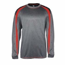 BADGER Long Sleeve Fusion Tee