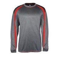 Badger | BADGER Long Sleeve Fusion Tee