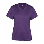 Badger | BADGER LADIES' Pro Heather V-Neck Tee