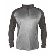 Badger | Badger Pro Heather Sport 1/4 Zip Pullover