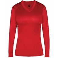 Badger | Badger LADIES' L/S Ultimate Fitted Tee