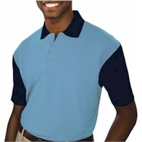 Blue Generation IL-50 Colorblock Polo