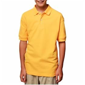BG Youth S/S Superblend Polo