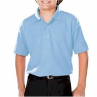 Blue Generation | Blue Generation YOUTH Moisture Wicking Polo
