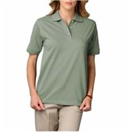 "Blue Generation | BGLADIES' SHORT SLEEVE ""SUPERBLEND"" POLO"