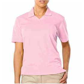 BG Ladies S/S V-Neck Polo