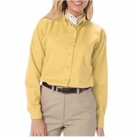 L/S BG LADIES Oxford without pocket