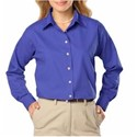 Blue Generation | L/S BG LADIES Poplin Shirt