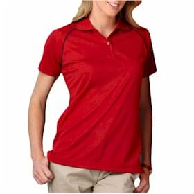 Blue Generation LADIES' Wicking Polo