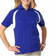Blue Generation | Blue Generation LADIES' Raglan Wicking Polo