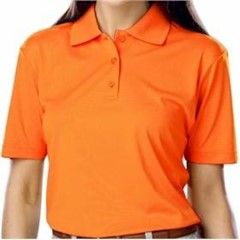 Blue Generation | BLUE GENERATION LADIES' Moisture Wicking Polo