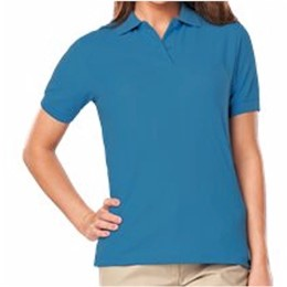 Blue Generation | Blue Generation Ladies Avenger S/S Polo