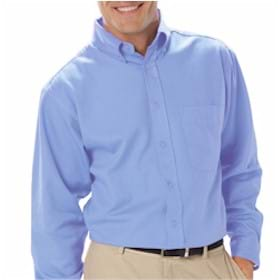Blue Generation L/S Budget Friendly Poplin