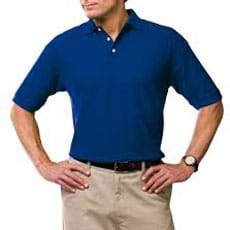 Blue Generation Moisture Wicking Polo