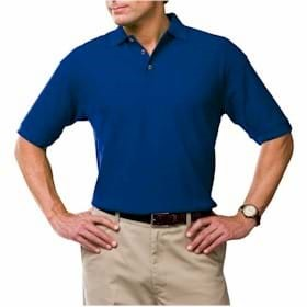 Blue Generation TALL Moisture Wicking Polo