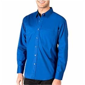 Blue Generation Superblend Untucked Shirt