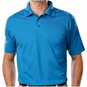 Blue Generation Value Moisture Wicking Polo