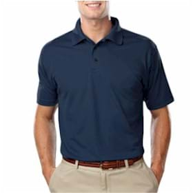 BLUE GENERATION TALL Value Moisture Wicking Polo