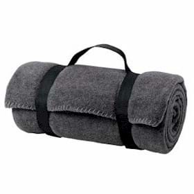 P&C Fleece Blanket w/Strap