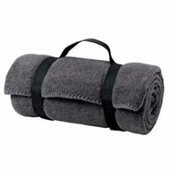 Port Authority | P&C Fleece Blanket w/Strap