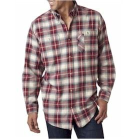 Backpacker Yarn-Dyed Flannel Shirt