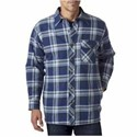 Backpacker | Flannel Shirt Jacket w/Quilt Lining