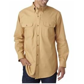 Backpacker Solid Flannel Shirt