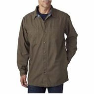 Backpacker | Backpacker Canvas Shirt Jacket w/Flannel Lining