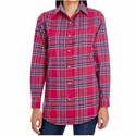 Backpacker | LADIES' Yarn-Dyed Flannel Shirt