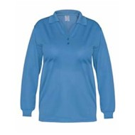 Blue Pointe | Blue Pointe LADIES' L/S Performance Polo Shirt