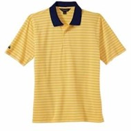 Brooks Brothers | Brooks Brothers Uneven Bar Stripe Pique Polo
