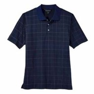 Brooks Brothers | Brooks Brothers Window Pane Jersey Polo