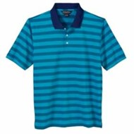 Brooks Brothers | Brooks Brothers Varigated Stripe Jersey Polo