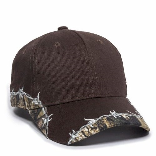 Outdoor Cap Barbed Wire Design Cap