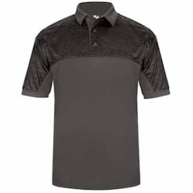 Badger Tonal Blend Polo