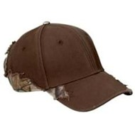 Outdoor Cap | Outdoor Cap Frayed Cap with Camo