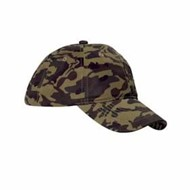 Big Accessories | Big Accessories Unstructured Camo Hat