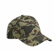 Big Accessories | Big Accessories Structured Camo Hat