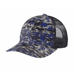 Port Authority | Port Authority Digi Camo Snapback Trucker Cap