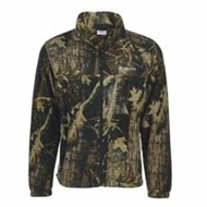 Columbia | Columbia Printed Steens Mountain Fleece Jacket