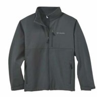 Columbia | Columbia Polyester Ascender Full Zip Softshell