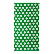 Carmel | Carmel Polka Dot Velour Beach Towel