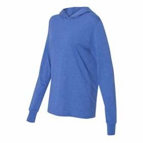 Canvas LS Jersey Hooded Tee