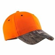 Port Authority | Port Authority Safety Cap w/ Camo Brim