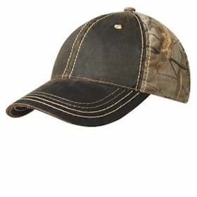 Port Authority Mossy Oak Camouflage Cap
